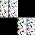 Puzzled 2 by Ann Calvo