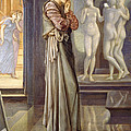 Pygmalion And The Image - The Heart Desires by Edward Burne-Jones