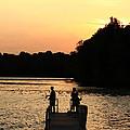 Pymatuning Silhouette by Jim Cotton