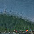 Pyramid Island Bridge by Stuart Litoff