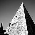 Pyramid Of Cestius by Fabrizio Troiani