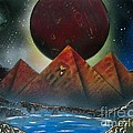 Pyramids 4663 by Greg Moores