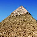 Pyramids Of Giza 15 by Antony McAulay