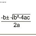 Quadratic Equation B-w by Paulette B Wright