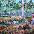 Quail Hunting...a Southern Tradition. by Daniel Butler