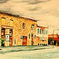 Quantrill's Flea Market - Lawrence Kansas by Mary Ellen Anderson