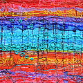 Quantum Cascade by Regina Valluzzi