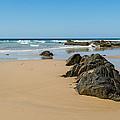Quarry Beach 05 by Heather Provan