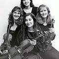 Quartet Of Muses by Brad Williams