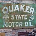 Quater State Oil by Lord Frederick Lyle Morris - Disabled Veteran