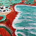 Quebec Gaspe Peninsula by Stanley Morganstein