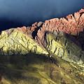 Quebrada De Humahuaca Argentina 3 by Bob Christopher