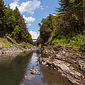 Quechee Gorge by John M Bailey