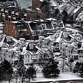 Queen City Winter Wonderland After The Storm Series 0028b by Michael Frank Jr