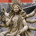 Queen Durga by Shaun Higson