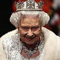 Queen Elizabeth II Attends The State by Dan Kitwood