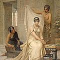 Queen Esther by Edwin Long
