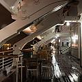 Queen Mary Sun Deck by Heidi Smith