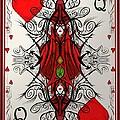Queen Of Arts by Douglas Day Jones