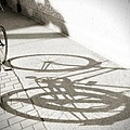 Queen St. Bicycle by Peter Simon