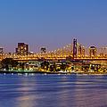 Queensboro Bridge 59th Street Nyc by Susan Candelario