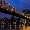 Queensboro Bridge by Rick Berk