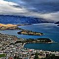 Queenstown New Zealand by Paul Svensen