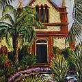 Quiet Chapel by Nancy Bradley