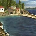 Quiet Cove by Deborah Butts