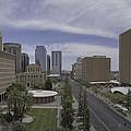 Quiet Day In  Phoenix by Lorraine Harrington