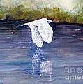 Quiet Flight by Loretta Luglio