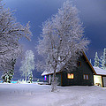 Quiet Winter Times by Ron Day