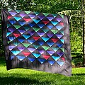 Quilt Top In The Breeze by Tana Reiff