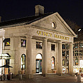 Quincy Market Boston by Jatinkumar Thakkar