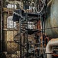 Quincy Mine Hoist by Paul Freidlund