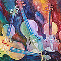 Quintet In Color by Jenny Armitage