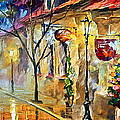 Quite Morning by Leonid Afremov