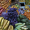 Quito Ecuador Market 1 by Allen Sheffield