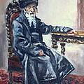Rabbi Meisels by Luke Karcz