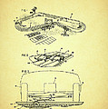 Race Car Track With Race Car Retaining Means Patent 1968 by Mountain Dreams