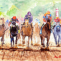 Race Day by Max Good