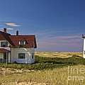 Race Point Lighthouse In Summer by Amazing Jules