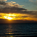 Race Point Sunset by LA Beaulieu