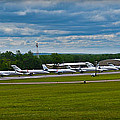 Race Week 2014 Pocono Airport  by Gary Keesler