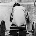 Racecar Driver, C1906 by Granger