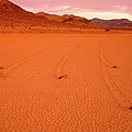 Racetrack Valley Death Valley National Park by Ed  Riche