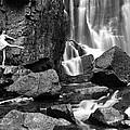 Rachel At Beartooth Falls by Gene Rodman