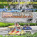 Racing Dreams by David Lee Thompson