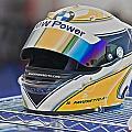Racing Helmet 2 by Dave Koontz