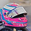 Racing Helmet 3 by Dave Koontz